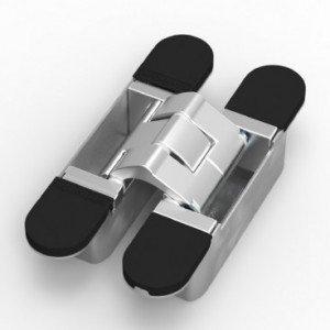 Argenta invisible pro xs 4 verdekt scharnier