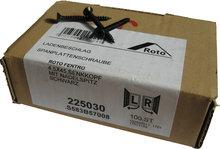 225030 Roto zwarte schroef 4.5x45